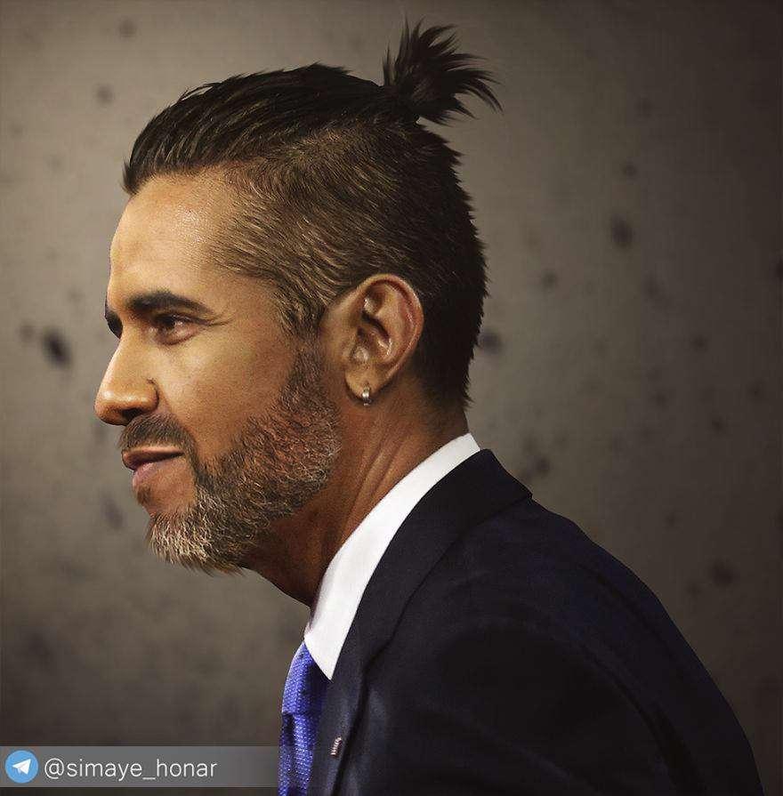 وقتی که مدل موهای سیاست مداران تغییر میکند