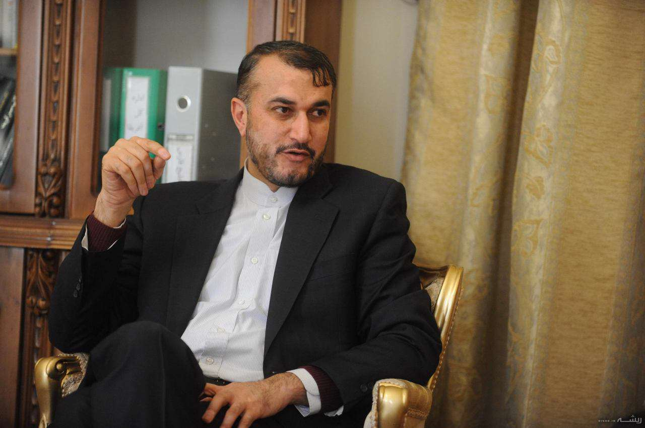 امیرعبداللهیان: ریاض برای حل بحران یمن، یک واسطه به ایران فرستاد.