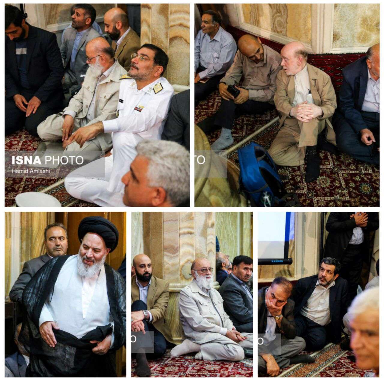 آیین بزرگداشت شهید مصطفی چمران با حضور تعدادی از مسوولان شخصیتهای سیاسی و اجتماعی برگزار شد