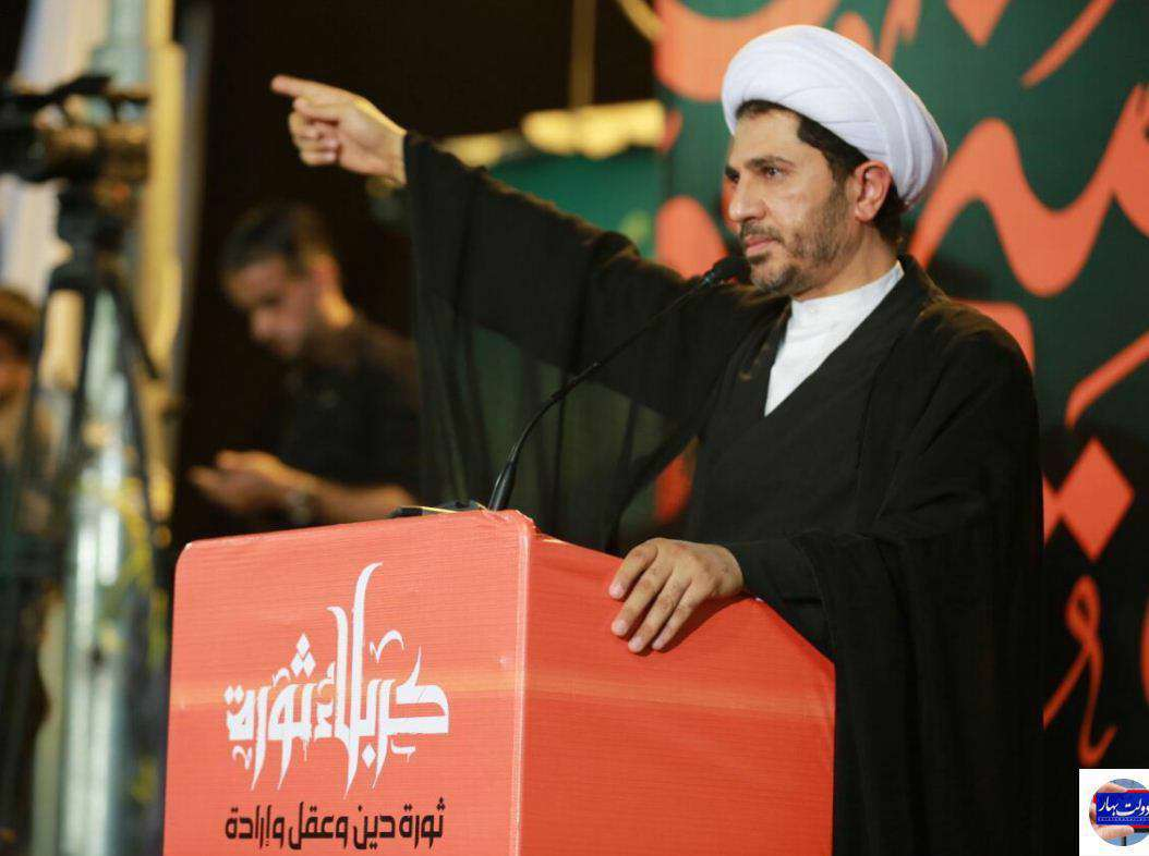 """بحرین حکم حبس """"شیخ علی سلمان"""" را به 9 سال افزایش داد"""