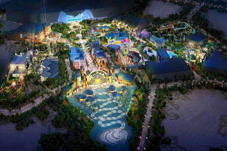 بزرگترین پارک آبی جهان با هزینهای بالغ بر یک میلیارد دلار، ۱۵آگوست در دبی افتتاح خواهد شد