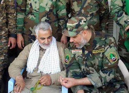 وزیر خارجه عراق: سردار سلیمانی مستشار رسمی دولت عراق است