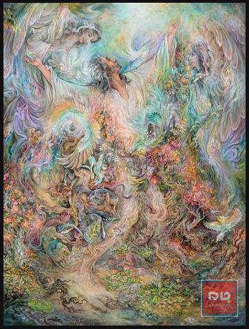 تابلوی «تعالی» استاد فرشچیان با قیمت یک میلیارد و ۲۵۰ میلیون تومان تا کنون گرانقیمتترین اثر فروختهشده در پنجمین حراج تهران
