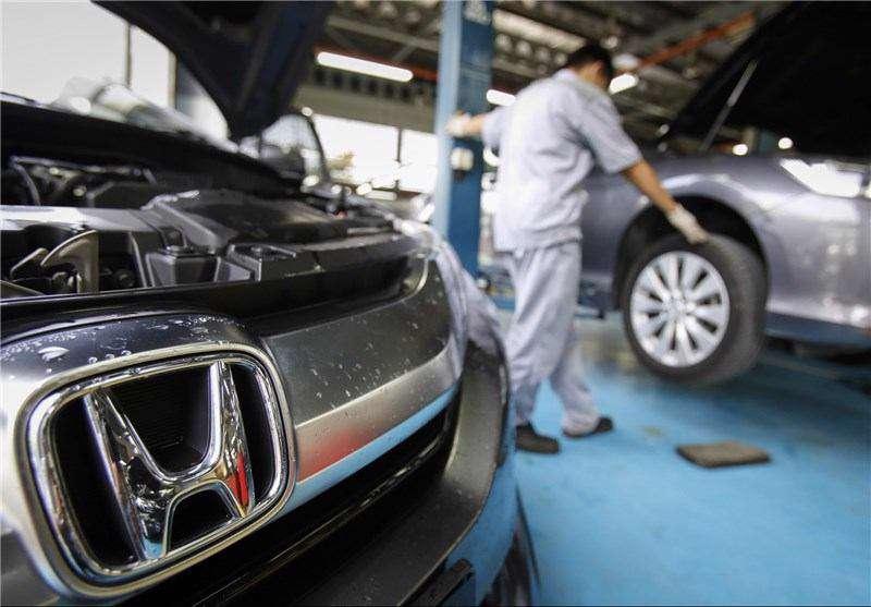 مرگ یک زن به دلیل پاره شدن کیسه هوا هنگام تصادف ۱۴۵ هزار خودرو شرکت هوندا را به کارخانه بازگرداند