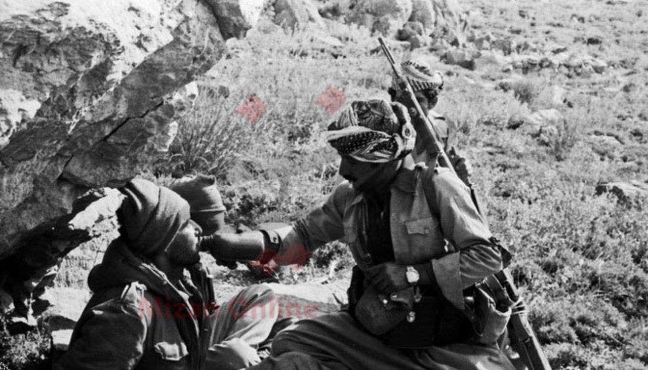 حرکت انساندوستانه رزمنده ایرانی در جنگ