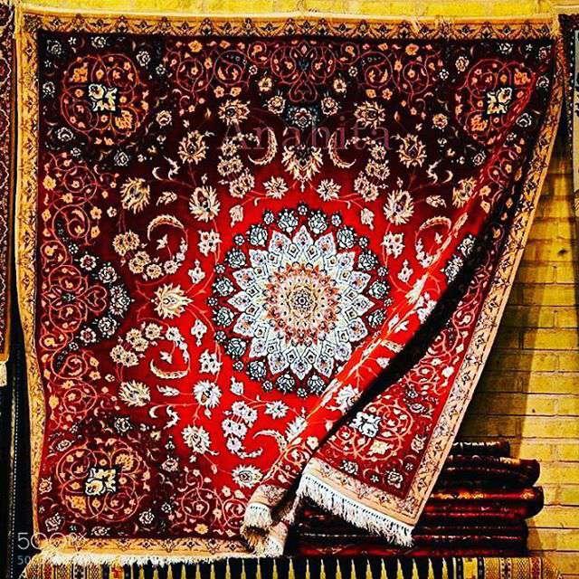 قالی زیبا