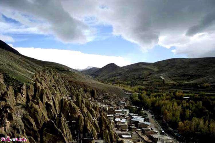 کندوان روستای سنگی بی نظیر ایران