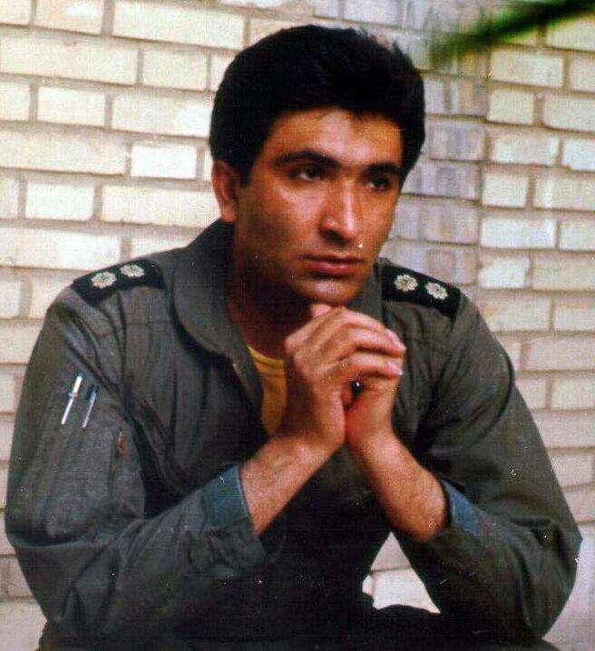 ۳۰تیر، سالگرد شهادت عباس دوران،خلبان جنگنده ایرانی