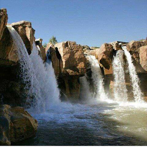 آبشار آفرینه لرستان