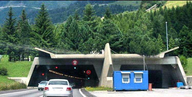 طولاني ترين تونل جهان