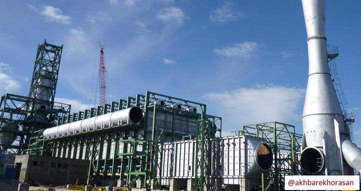 کارخانه فولاد جوین سبزوار بعد از ۸سال سرمایه گذاری تعطیل شده است