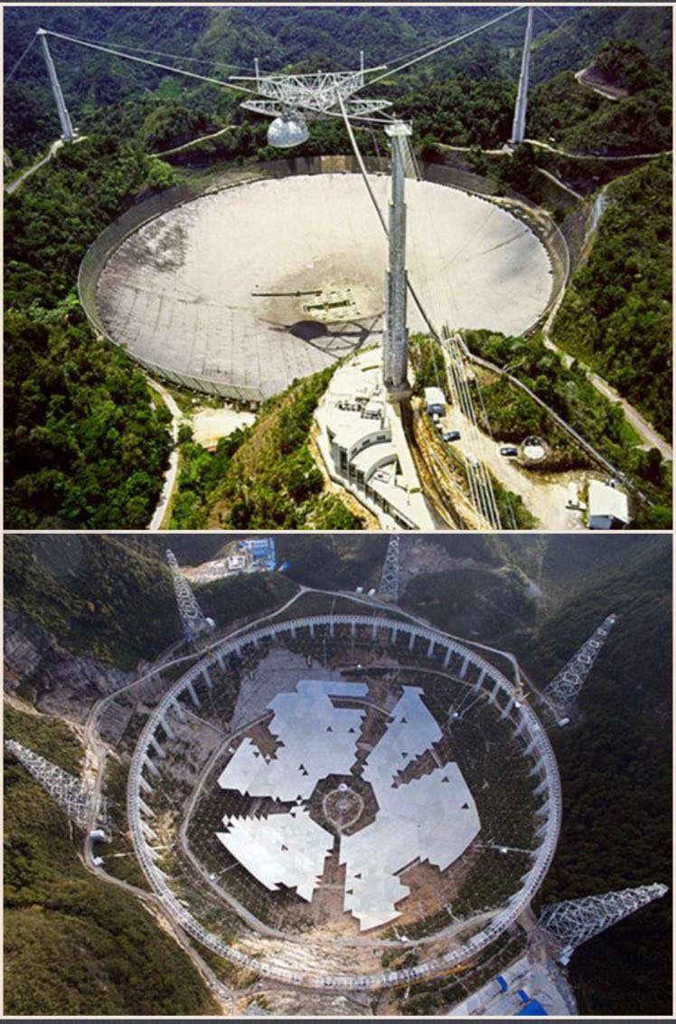 چینیها ساخت بزرگترین رادیو تلسکوپ جهان که به اندازه ۳۰ زمین فوتبال است را تمام کردند