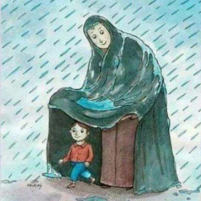 مادر است دیگر...