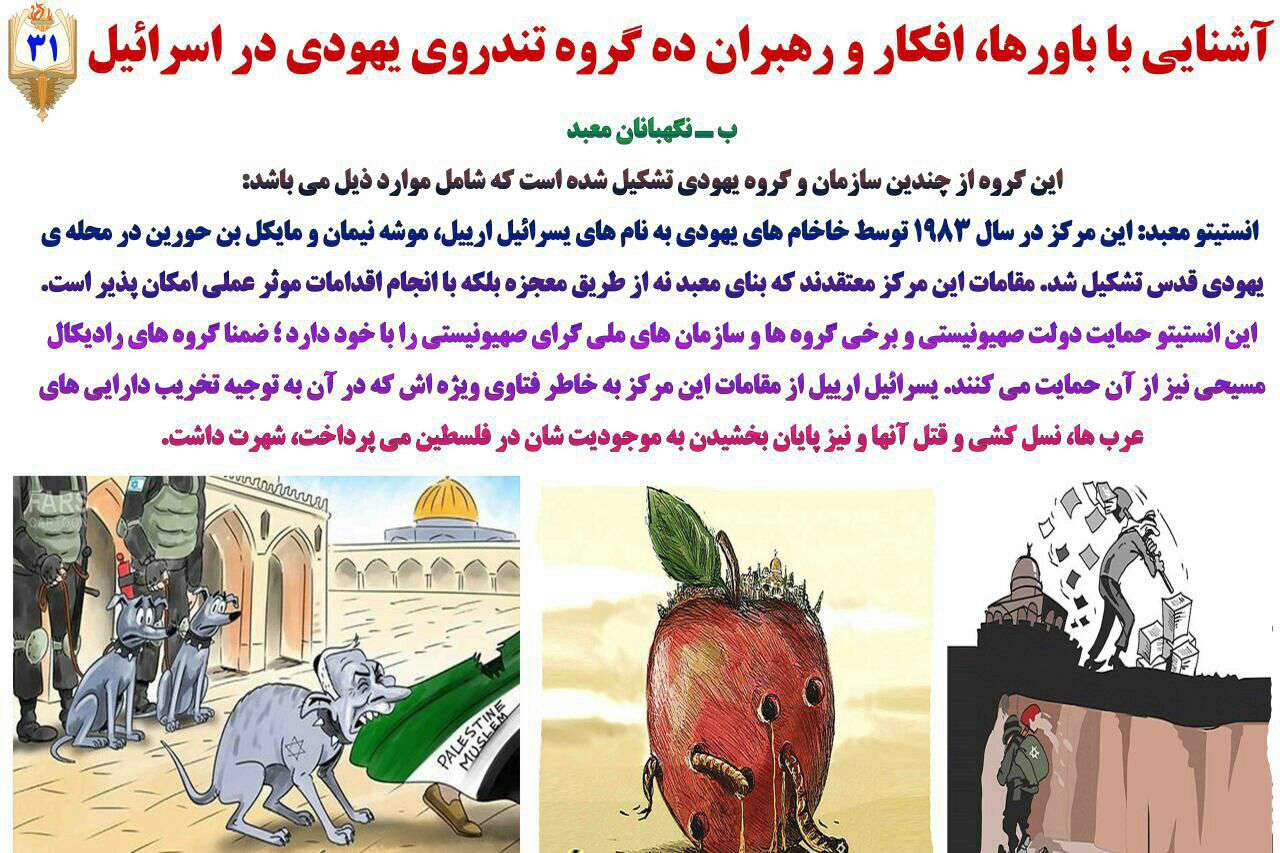 چرا قوم یهود با مسلمانان دشمنی دارند؟؟؟قسمت ۳۱
