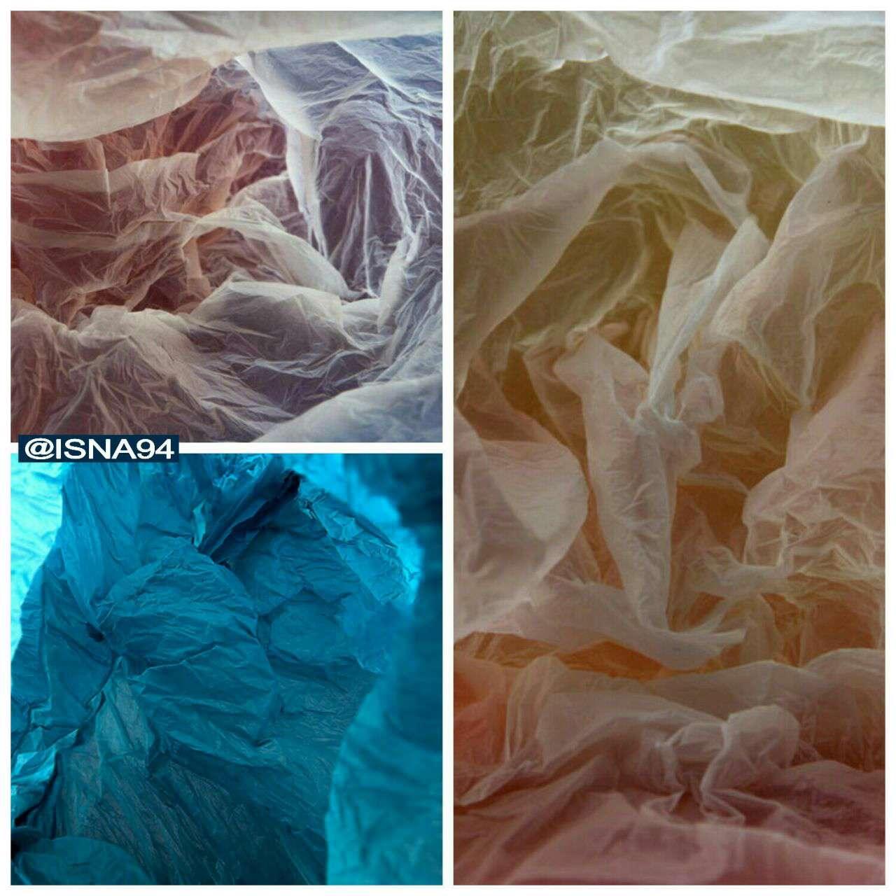 «وایلد رولفسن» هنرمندی است که پروژهای را با عنوان «منظره کیسههای پلاستیکی» عکاسی کرده تا توجه مخاطبان را به ضرری که کیسههای پلاستیکی برای طبیعت دارد، جلب کند