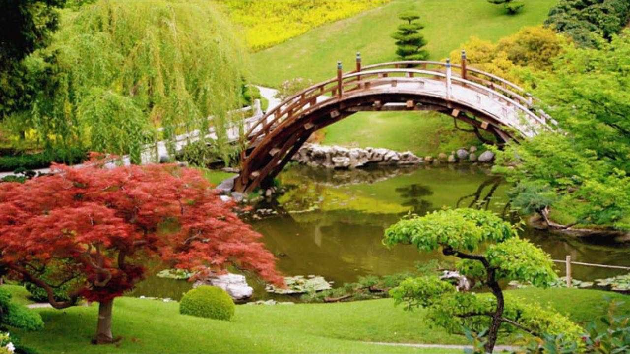باغ گیاه شناسی هانتینگتون، ایالات متحده آمریکا