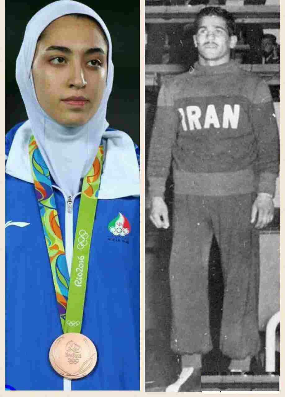 عليزاده رکورد ۶۴ ساله ناصر گیوهچی را هم شکست.