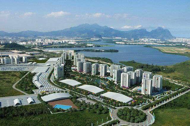 افتتاح دهکده بازیهای المپیک 2016