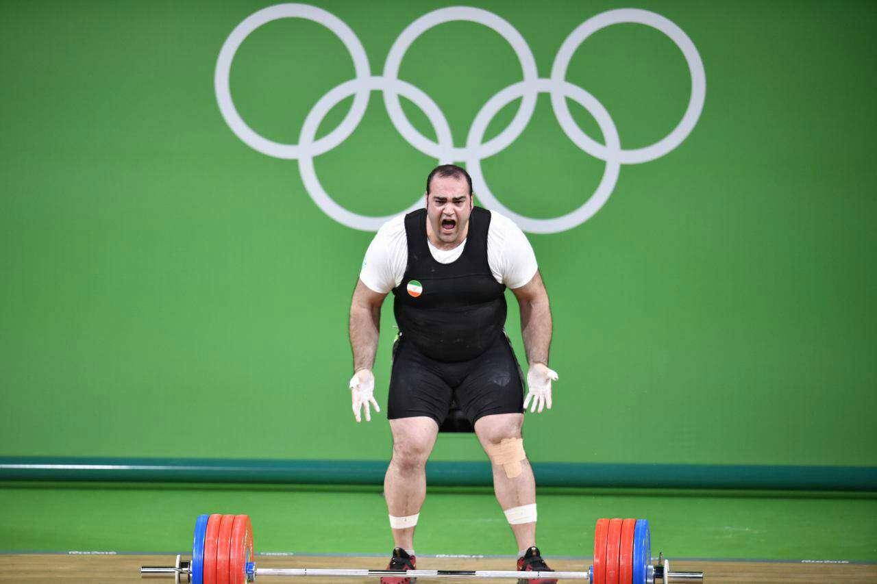 قضاوت شرم آور در فوق سنگين وزنه برداري؛ مدال بهداد سليمي را دزديدند