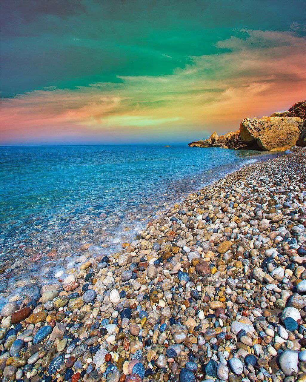 ساحل زیبا