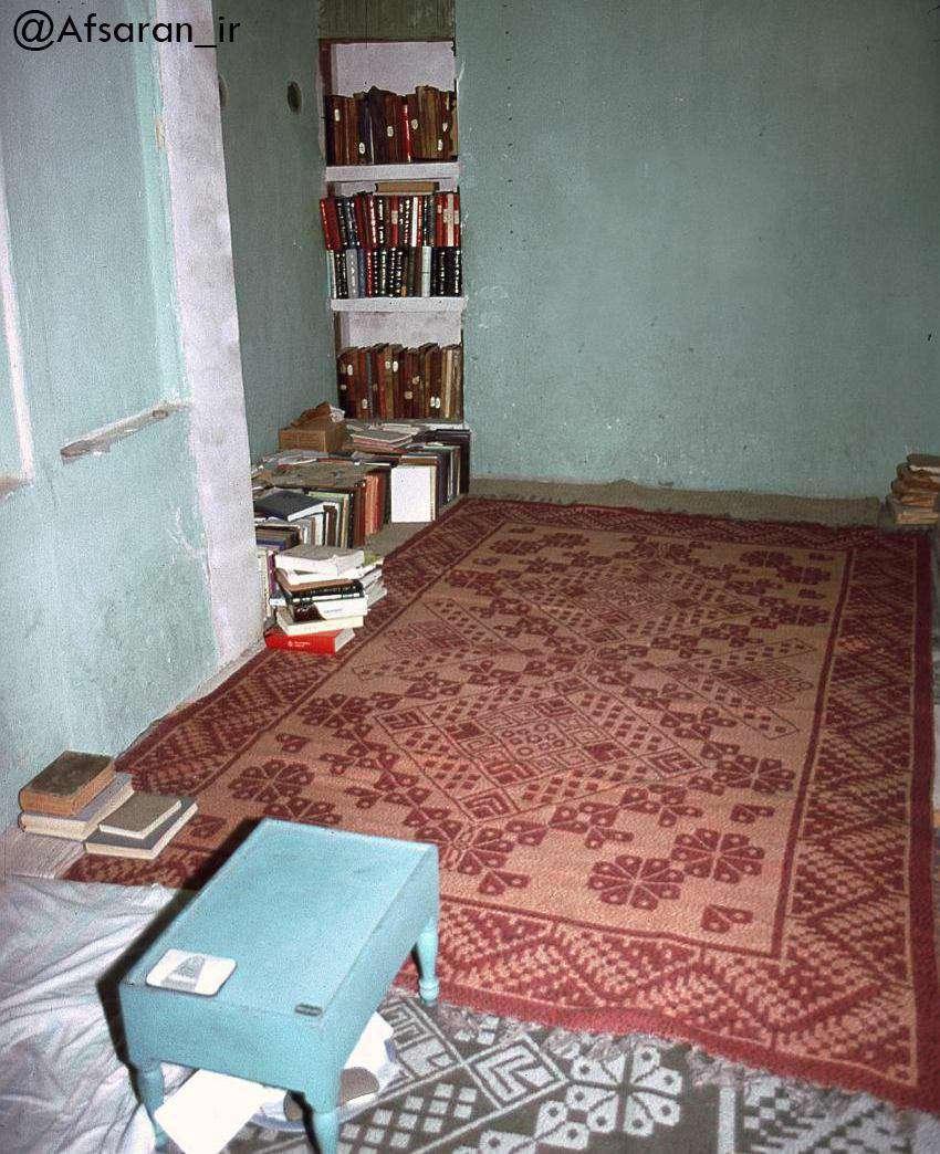 منزل امام خمینی(ره) در نجف اشرف