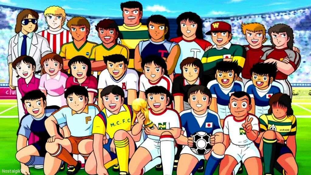 خالق کارتون فوتبالیستها اعلام کرد که سری جدید این سریال با موضوع جام جهانی ۲۰۱۸ روسیه، دوباره ساخته میشود