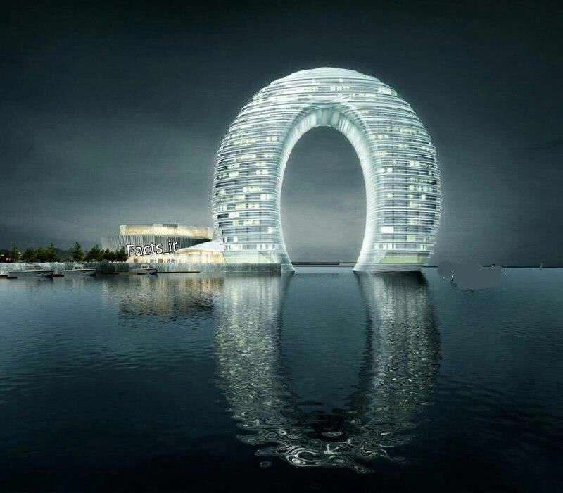 هتل شراتون چین
