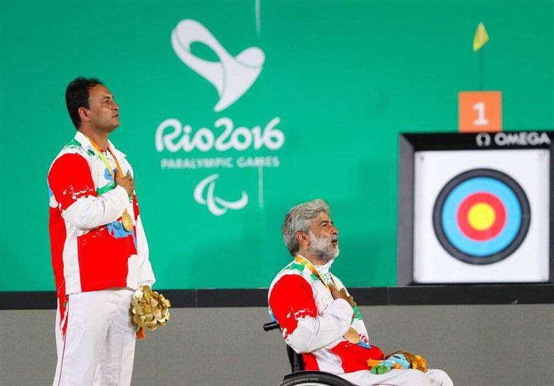 غلامرضا رحیمی چهارمین مدال طلای کاروان پارالمپیک ایران در ریو 2016 را کسب کرد