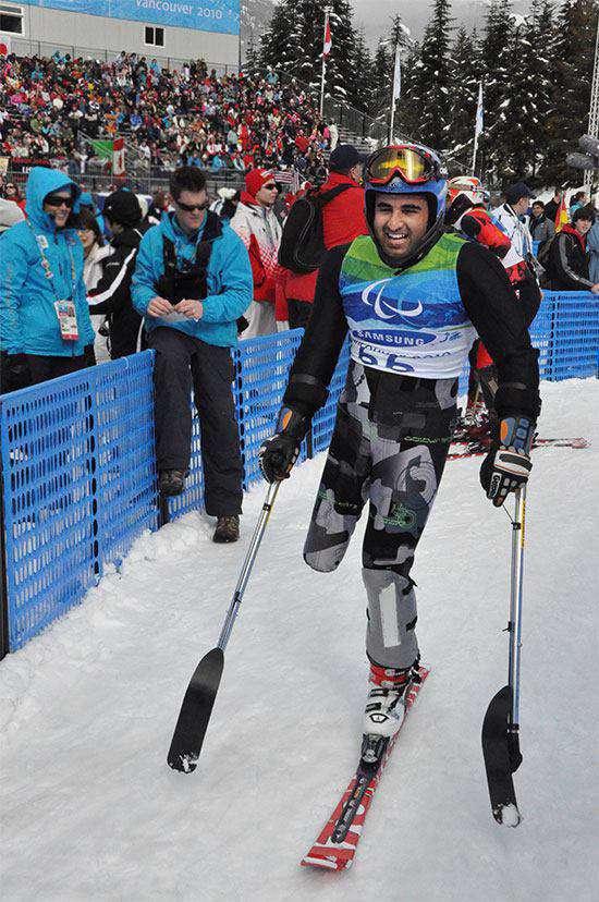 صادق کلهر اسکیباز باسابقه عرصه پارالمپیک با تصویب هیات رئیسه فدراسیون جهانی عضو کمیته پارالمپیک فدراسیون جهانی اسکی (FIS) شد