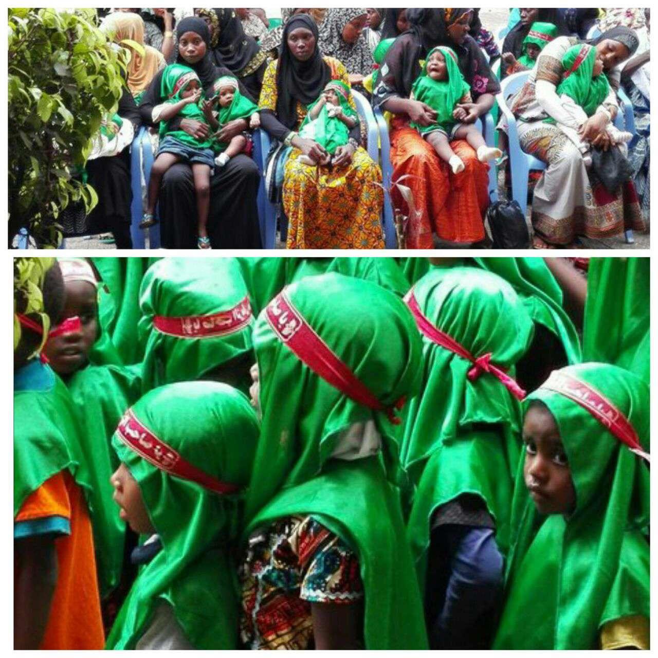 برگزاری روز جهانی حضرت علی اصغر (ع) برای اولین بار در «گینه کوناکری»آفریقا