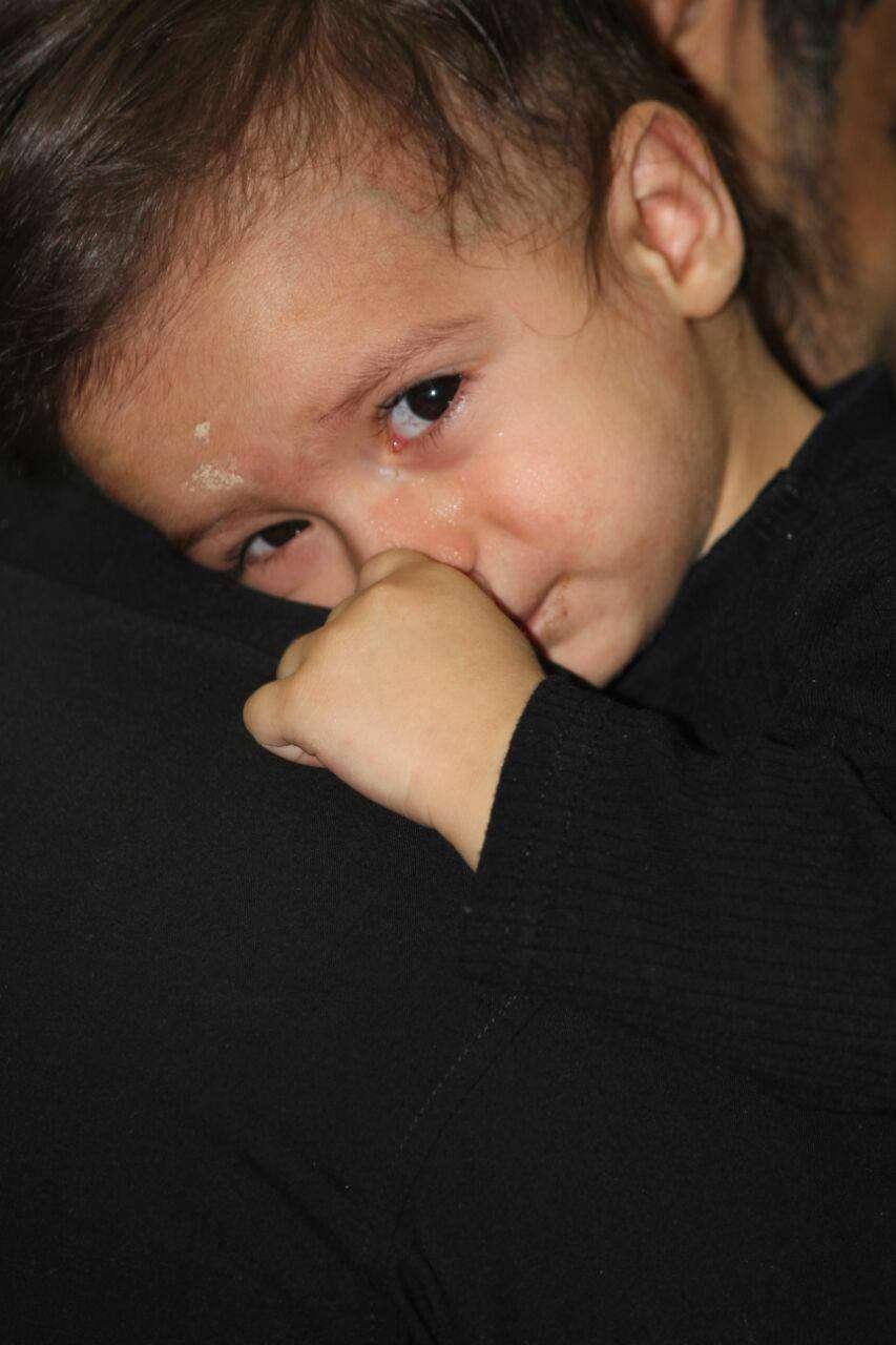 اشکهایی در رثای امام حسین