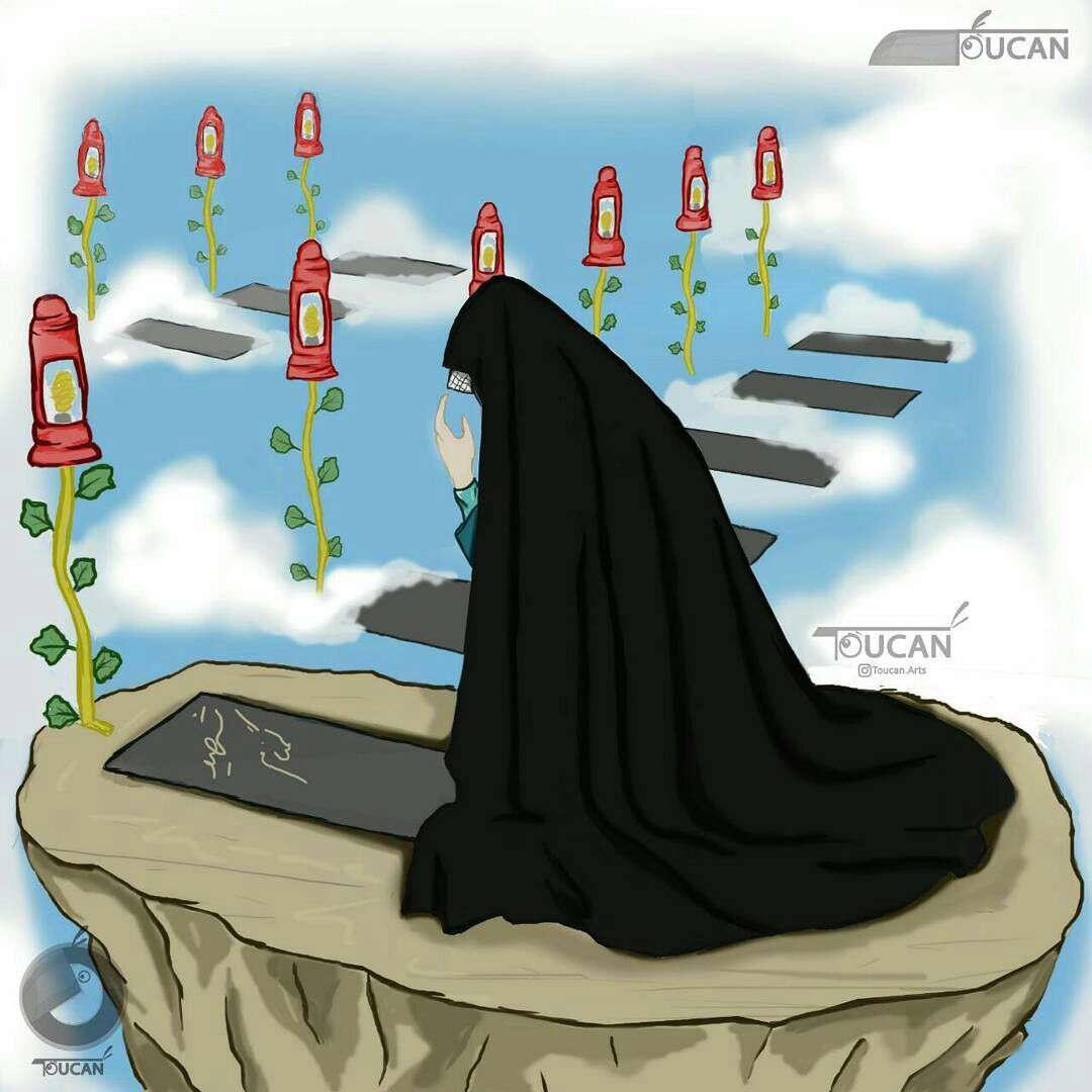 زهرا(س) نام تورا روز شفاعت میداند...میخواند
