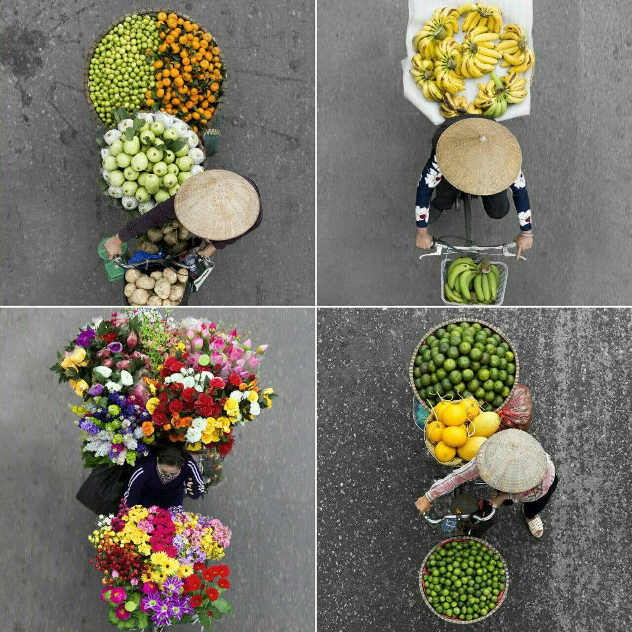 دستفروشان ویتنامی