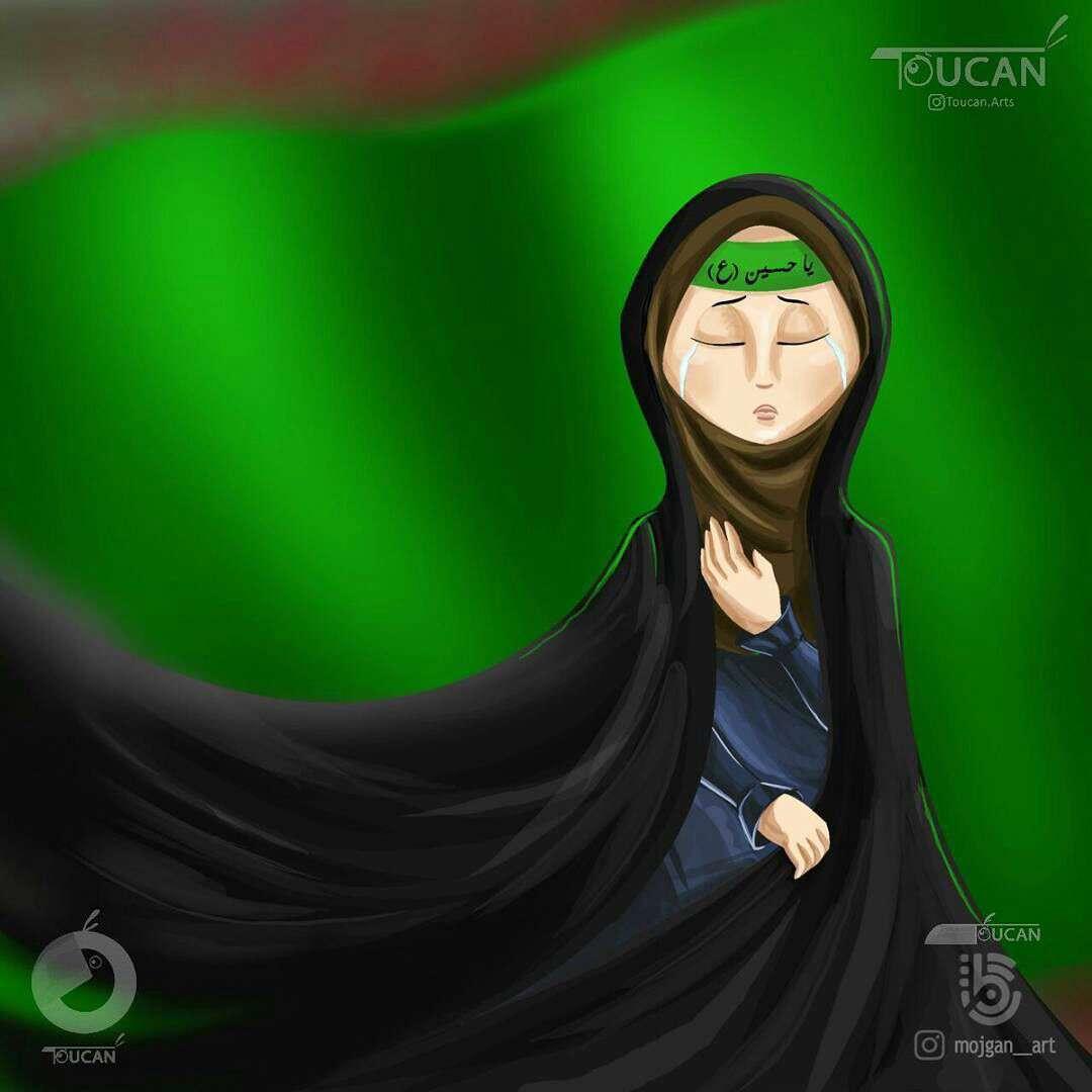 عزادار حسین(علیه السلام)