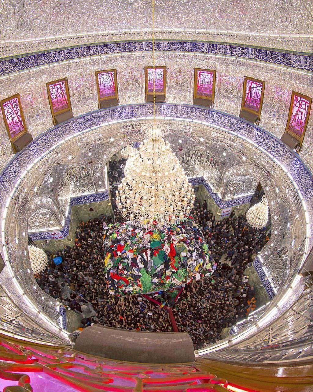 حرم حضرت عباس(ع)