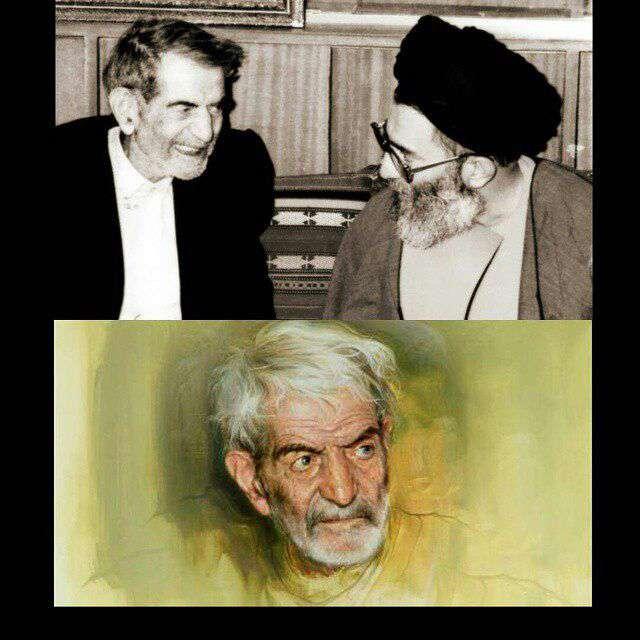 استاد سید محمد شهریار