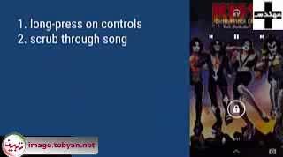 ترفندی برای کوش دادن موزیک در گوشی موبایل