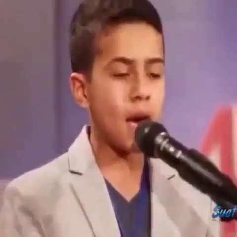 صوت قران زیبای یک نوجوان