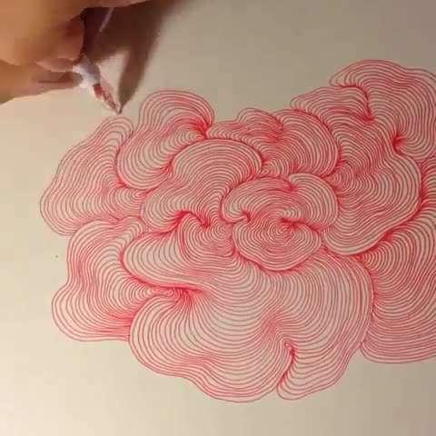 طراحی خلاقانه و هنری ابر در هم