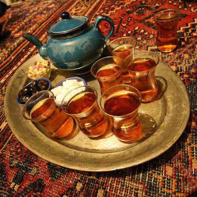 چای سرگل لاهیجان