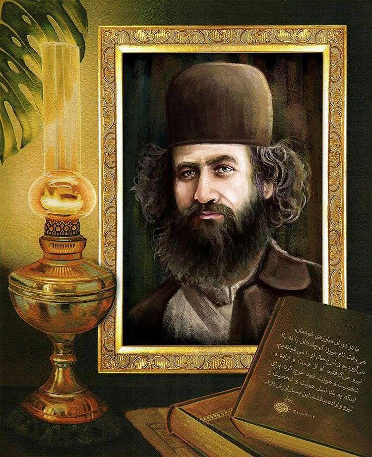 شهید میرزا کوچک خان جنگلی