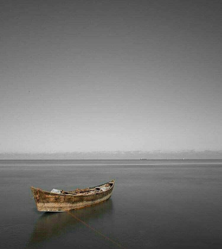 قایق قدیمی