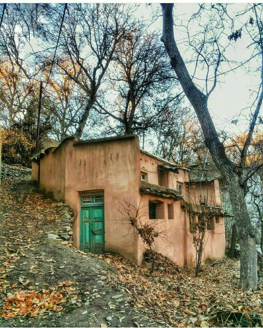 خانه قدیمی زیبا