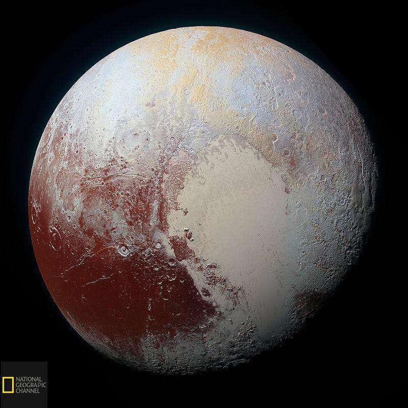 پلوتون از زمان کشفش، هنوز یک چرخش کامل به دور خورشید نداشته است