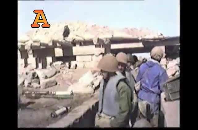 فیلمی از دوران دفاع مقدس