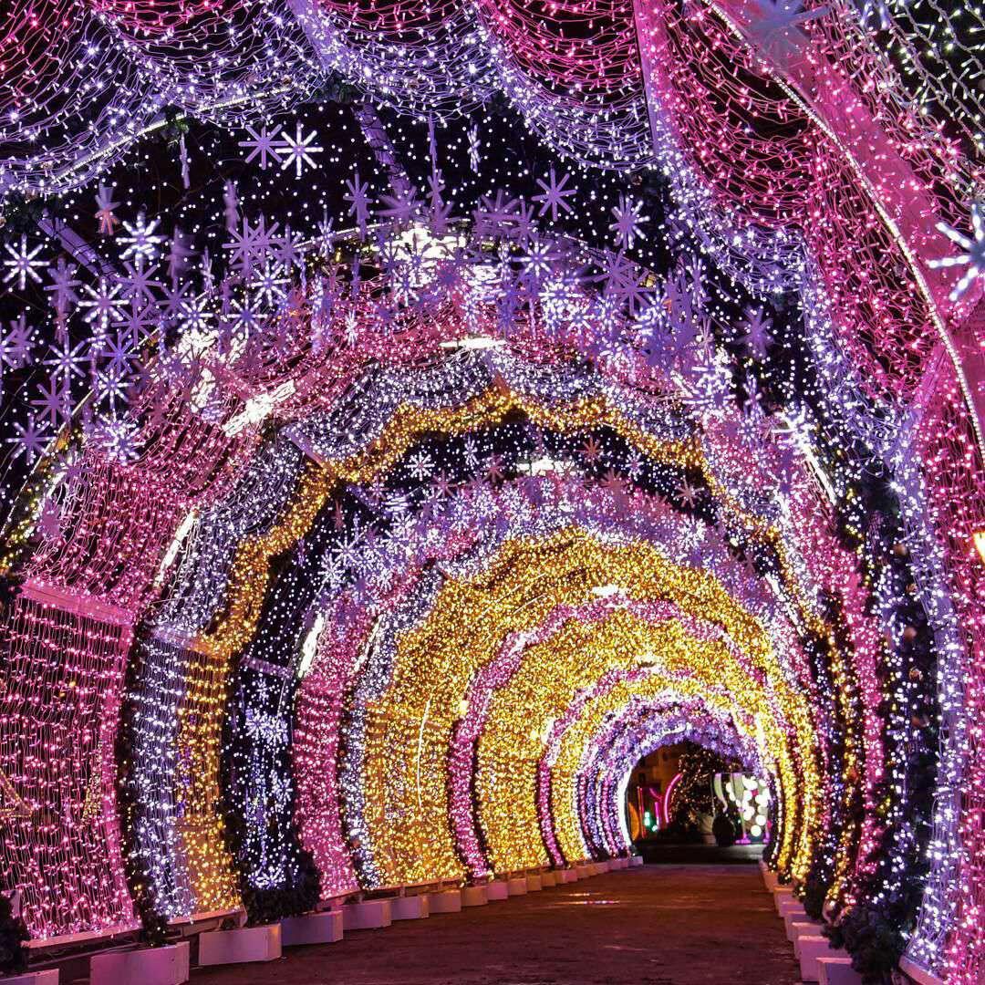 تونل کریسمس