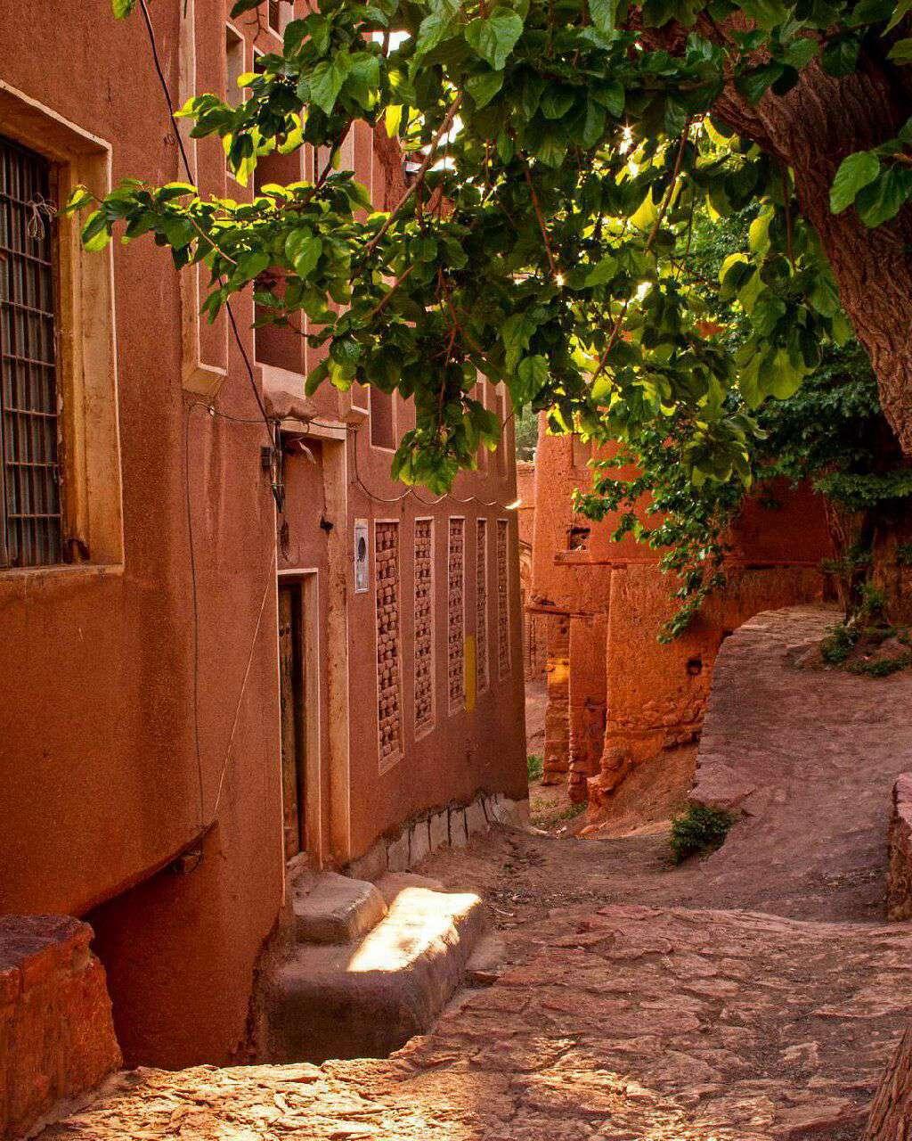 روستای سرخ ایران