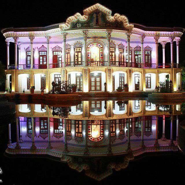 عمارت شاهپوری شیراز