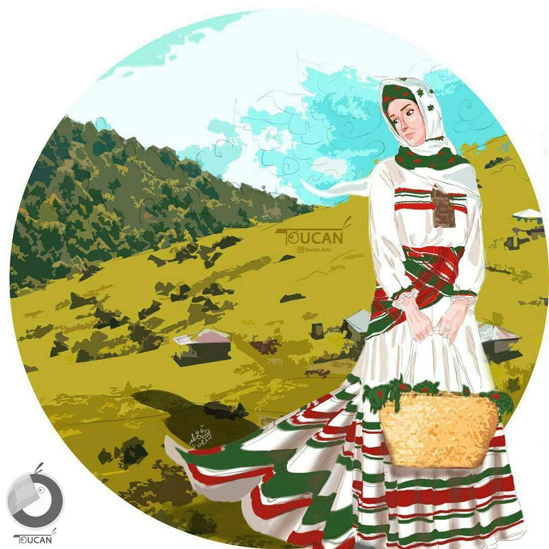 لباس بومی