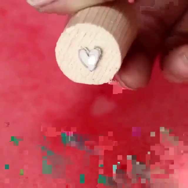 ساخت مُهرهای رنگارنگ